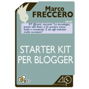 Starter Kit per Blogger - eBook
