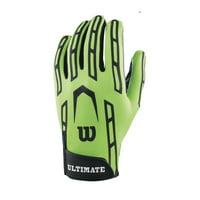 Wilson Ultimate Grip Adt Md Rcvrs Gloves