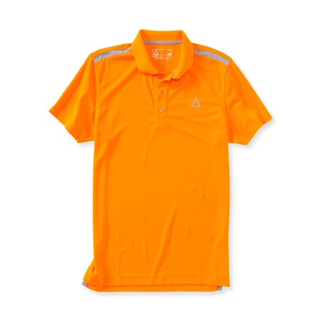 Aeropostale Mens Active Rugby Polo Shirt