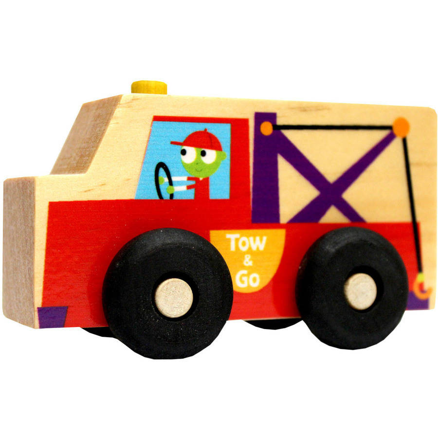 PBS Kids Tow Truck