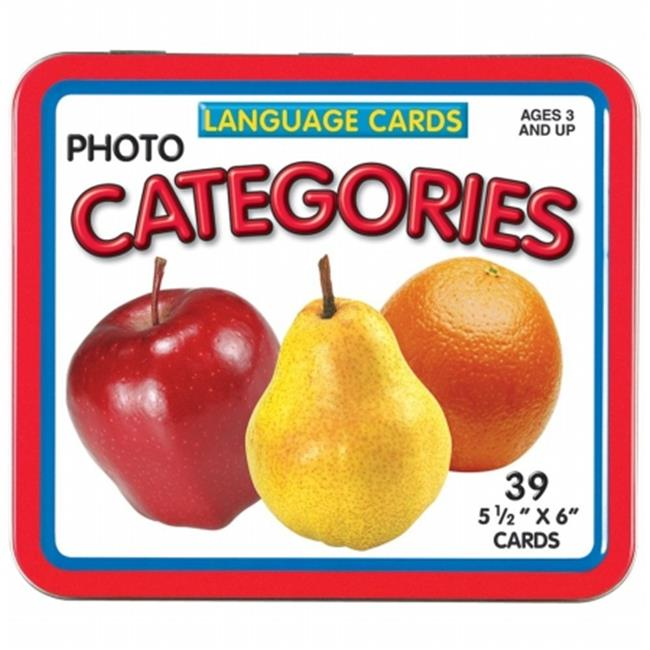 Smethport 974 Language Cards- Categories