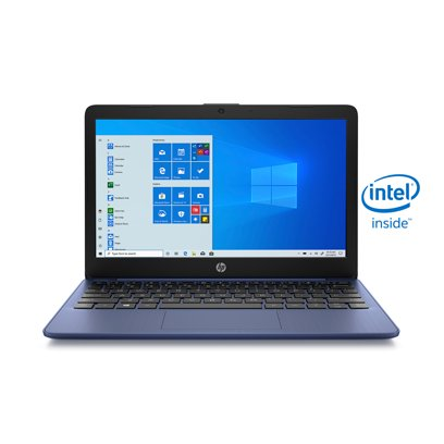 HP Stream (11-ak0090wm) 11.6″ Laptop, Intel Celeron, 4GB RAM, 64GB emmc