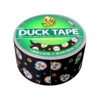 "Duck Duct Tape 1.88""x10yd Sugar Skull"