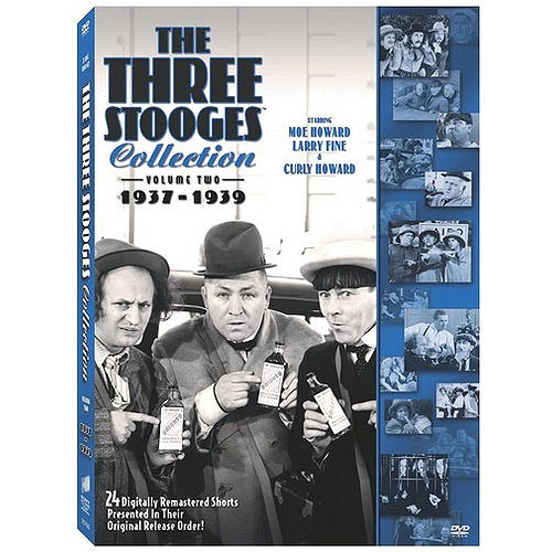 The Three Stooges Collection, Vol. 2: 1937-1939 by COLUMBIA TRISTAR HOME VIDEO