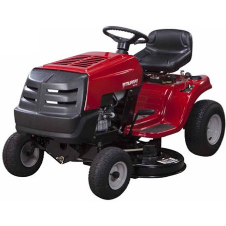 murray riding mower manual