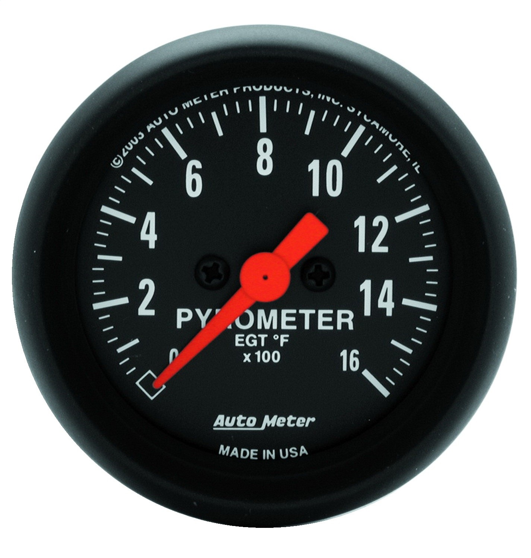 AutoMeter 2654 Z-Series (TM) Gauge Pyrometer - image 1 de 1
