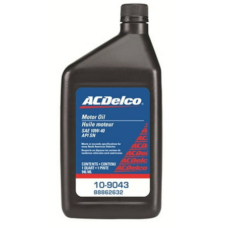 Acdelco 10 9043 Engine Oil