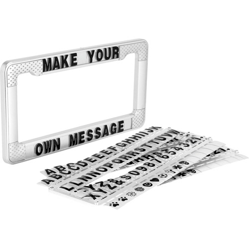 Bell Personalization License Plate Frame