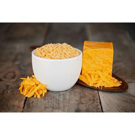 Freeze Dried Garlic - Freeze Dried Shredded Cheddar Cheese | Valley Food Storage