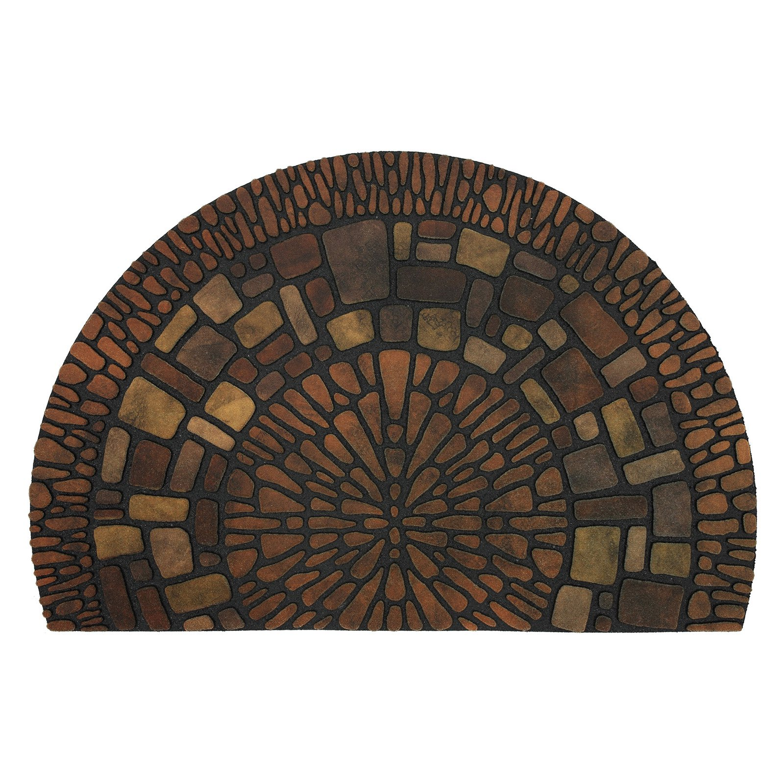 Mohawk Home Doorscapes Estate Exploded Medallions Door Mat