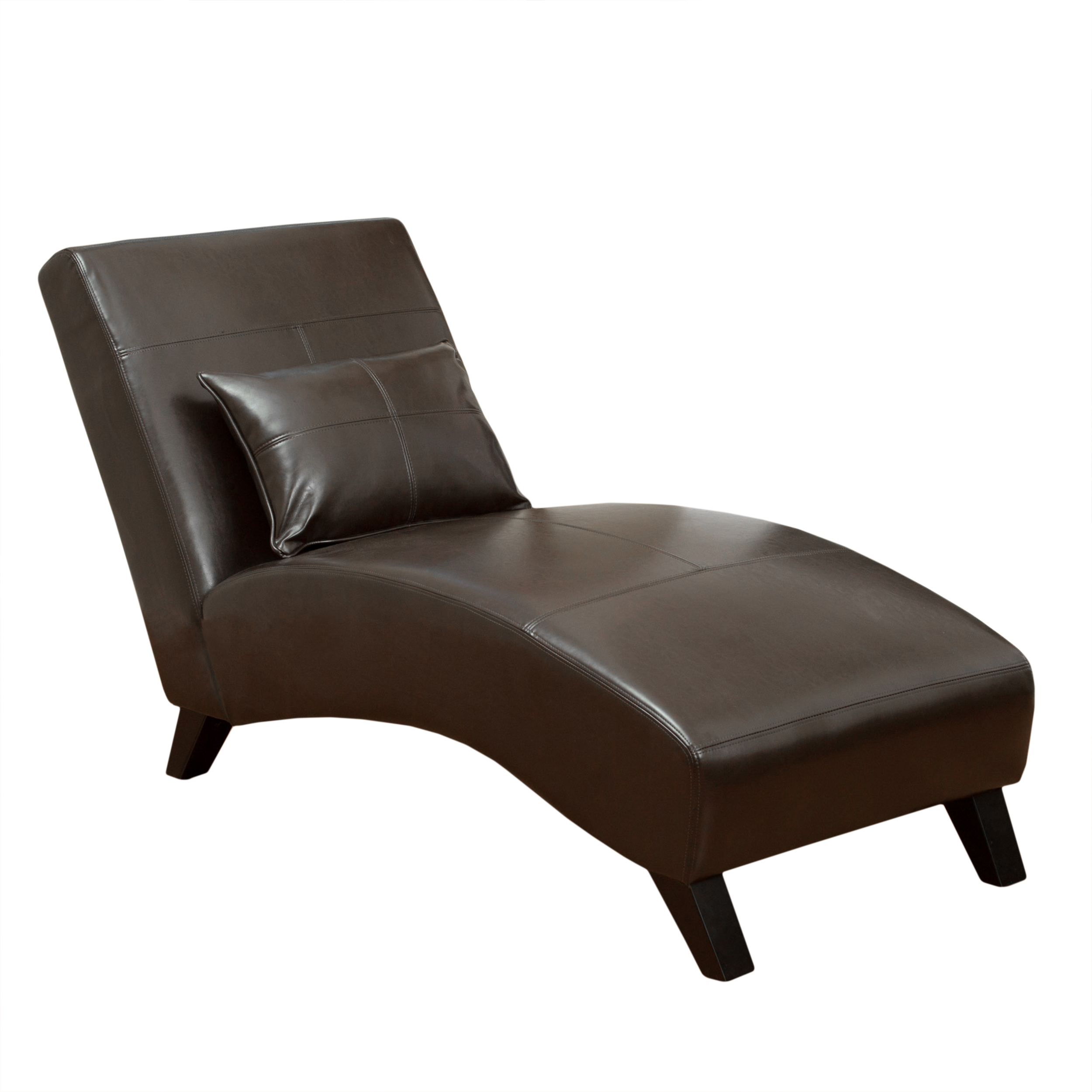 discount chaise lounge lawrence leather sofa chair ottoman bobs discount furniture bobs. Black Bedroom Furniture Sets. Home Design Ideas