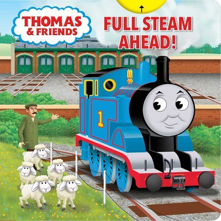 Thomas and Friends Full Steam Ahead (Board Book)