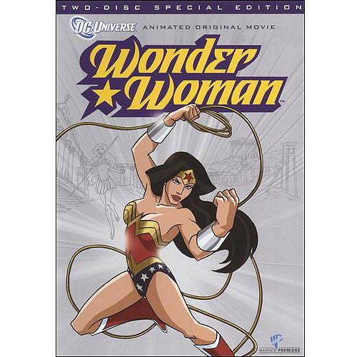 Wonder Woman (2009) (Animated)