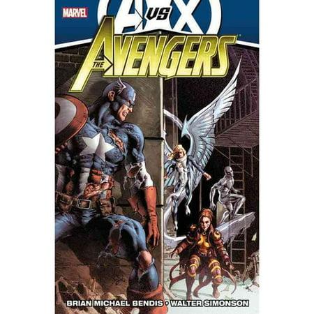 The Avengers 4: Avx by