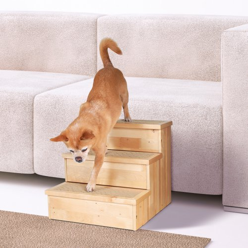 Trixie Pet Products Wooden Pet Stairs