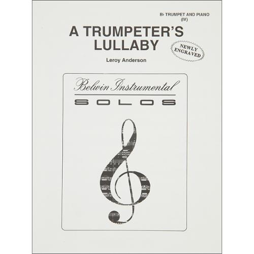 Alfred 00-41061 Trumpeters Lullaby Book