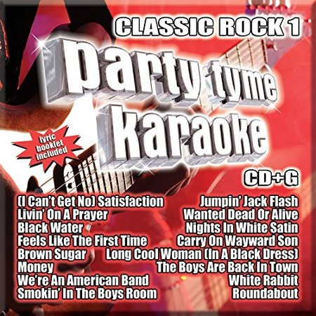 10 Classic Rock (Party Tyme Karaoke: Classic Rock, Vol. 1 / Various)