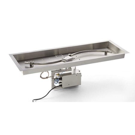 Hpc On Off 24v Electronic Ignition S Burner Fire Pit Kit