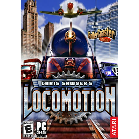 Chris Sawyer's Locomotion (PC)(Digital Download) ()