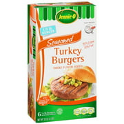 Jennie-O 93% White Turkey Burger, Frozen 2.0 lbs