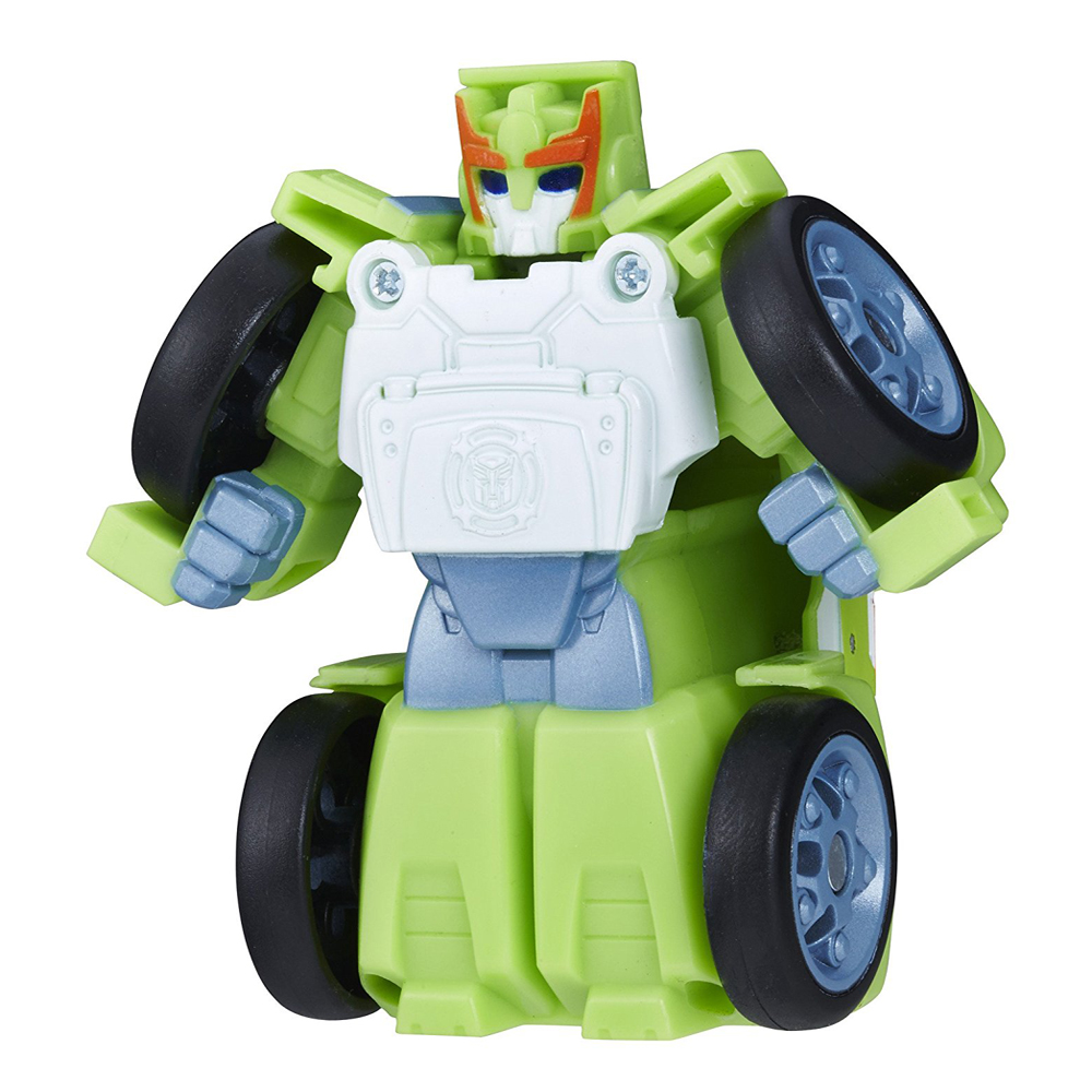 Playskool Heroes Transformers Rescue Bots Flip Racers Medix the Doc-Bot by Hasbro