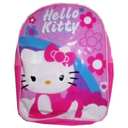 Hello Kitty 10 inch Mini Backpack with Hood