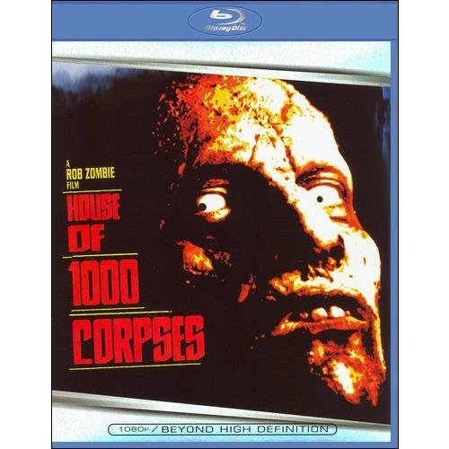 House Of 1,000 Corpses [Blu-ray] (With INSTAWATCH)