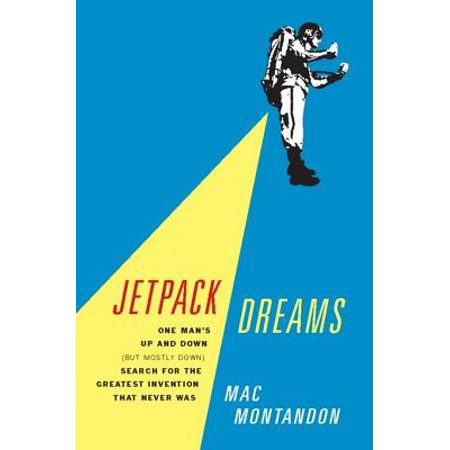 Jetpack Dreams - eBook](Astronaut Jetpack)