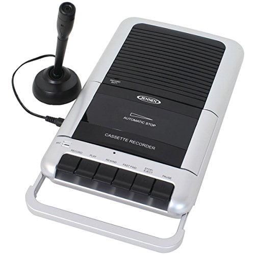 Jensen Cassette Player/Recorder