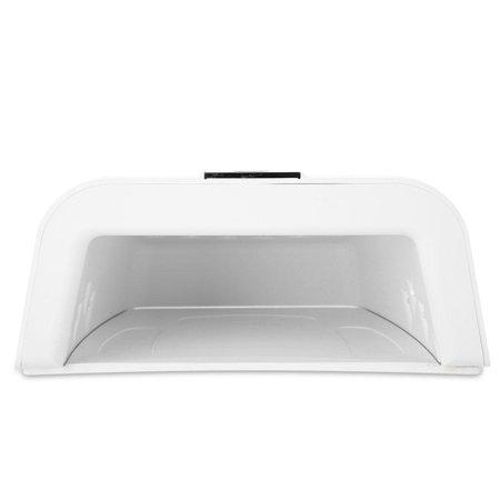 HURRISE Lumière rouge portable lumière manucure lampe lumière séchoir à ongles auto minuterie outil de manucure (prise américaine), outil de manucure, lumière des ongles - image 9 de 13