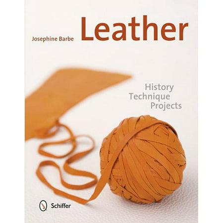 Leather: History, Technique, Projects - image 1 de 1