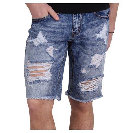 royal seven ripped denim shorts (Royal Robbins Canvas Shorts)