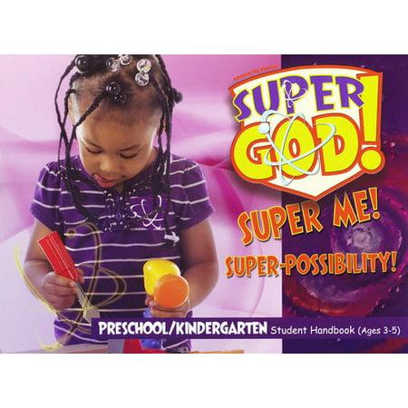 VBS 2017 Super God! - Super Me! Super-Possibility! - Preschool/Kindergarten (Vbs Programs)