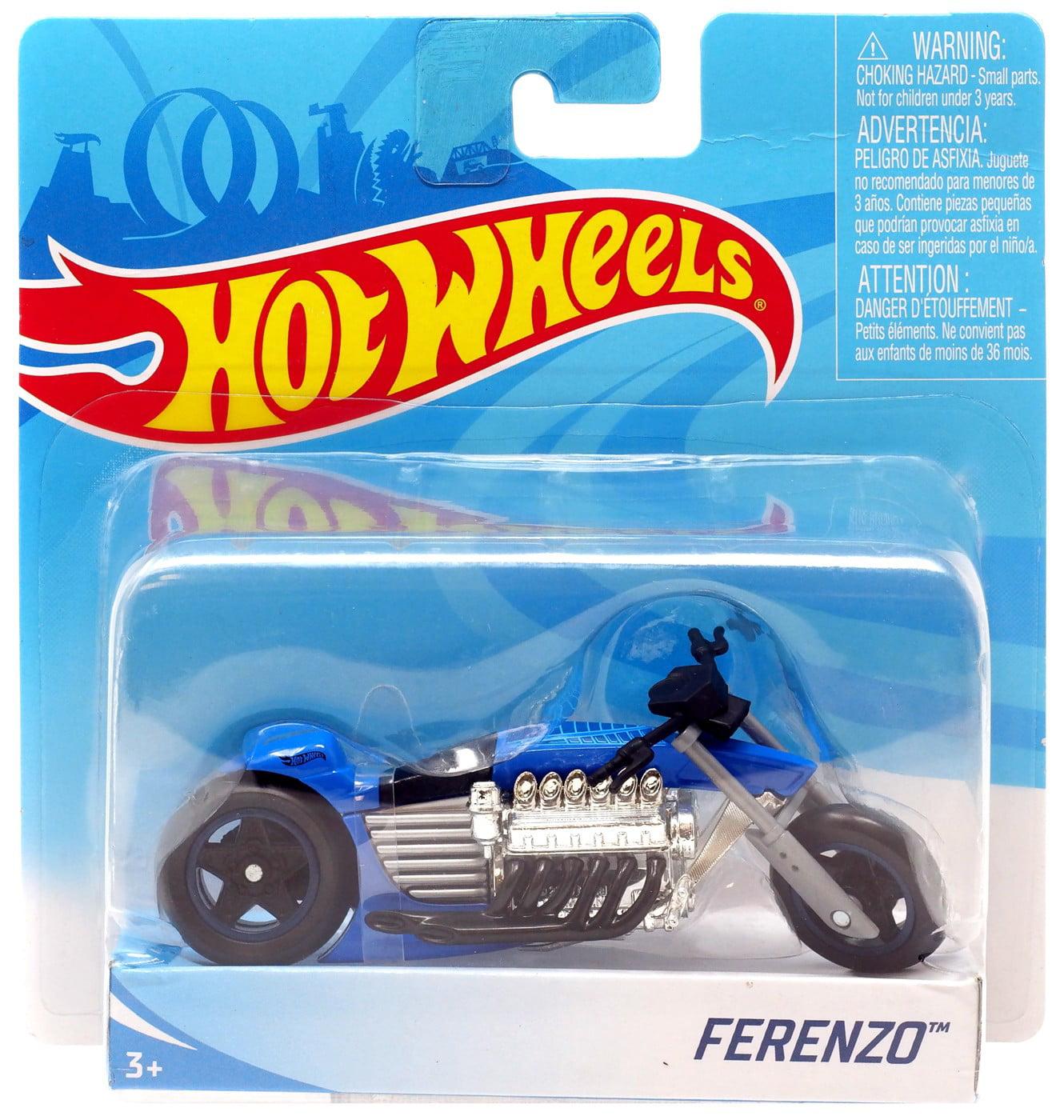 Hot Wheels Ferenzo Die Cast Motorcycle Walmart Com Walmart Com