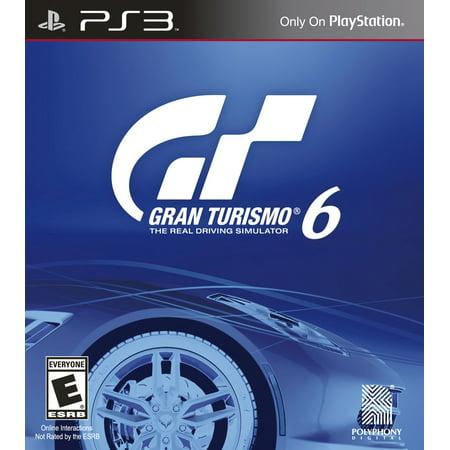 Sony 98296 Gran Turismo 6 Ps3