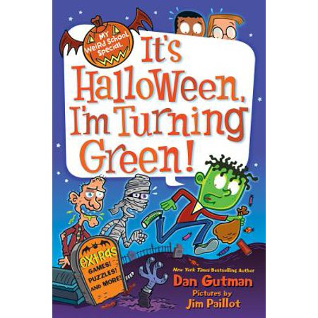 My Weird School Special: It's Halloween, I'm Turning Green! - eBook - Mlp Halloween Special