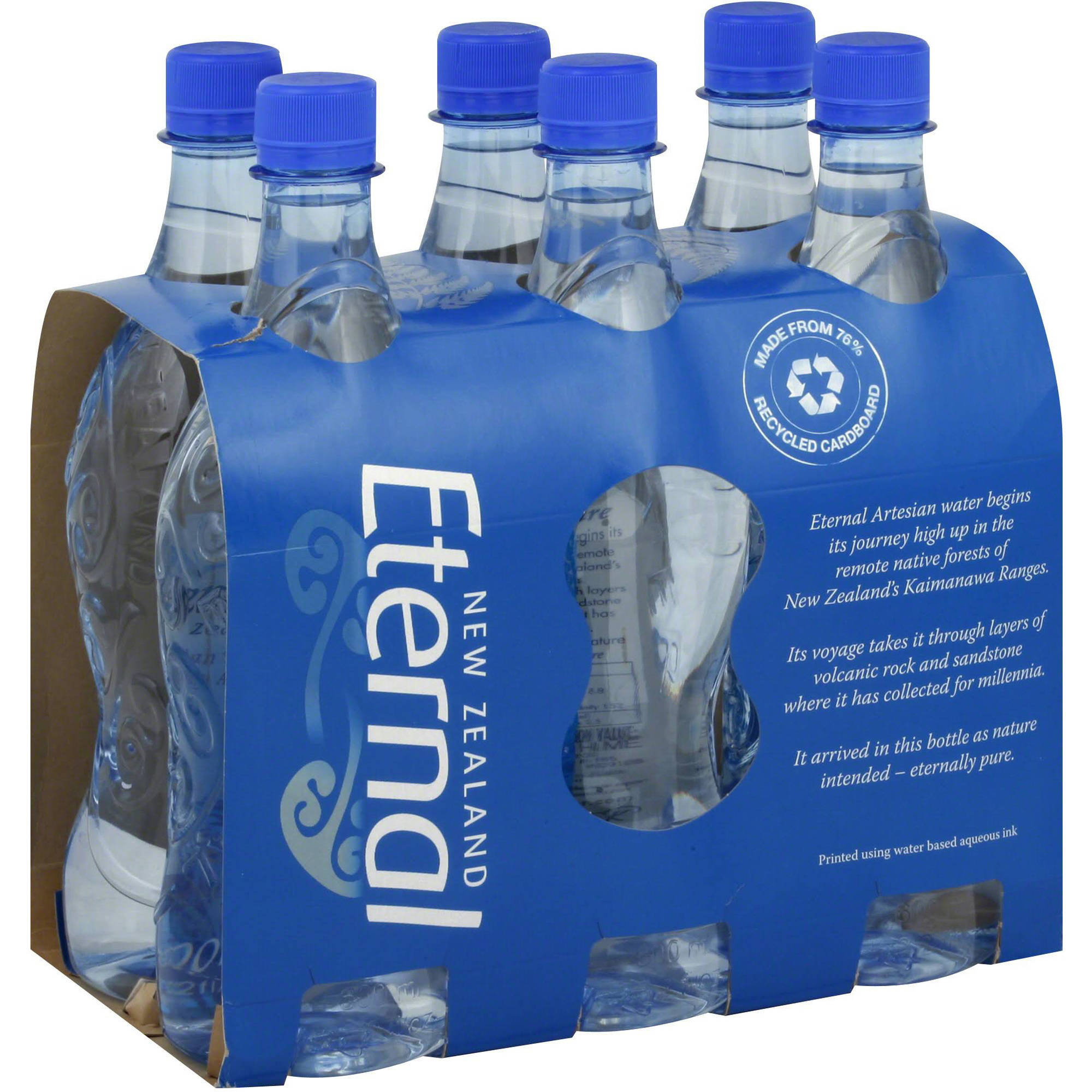 Eternal Artesian Water Artesian Water, 600 ML, 6 count ...