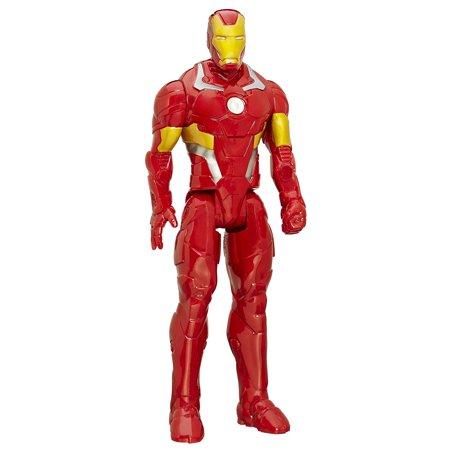 Marvel Titan Hero Series Iron Man, Classic Marvel Titan Hero By Hasbro
