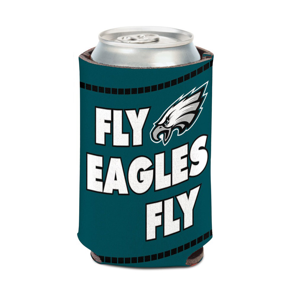 Philadelphia Eagles WinCraft 12oz. Slogan Can Cooler - No Size