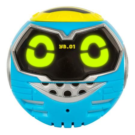 Really Rad Robots Yakbot, YB-01 (Blue)