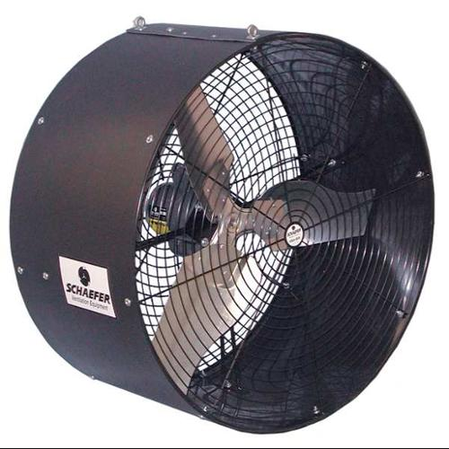 "Schaefer 36"" Air Circulator/11,693 cfm, GVKC36-B-3"