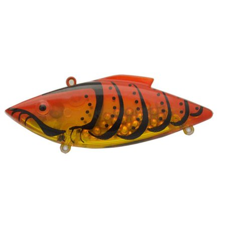 Bill lewis rat l trap supernatural 3 sinking lipless for Rattle trap fishing lure