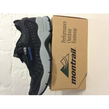 - Montrail Susitna XCR Women's Trail Shoes Black NIB