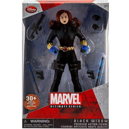 Marvel Ultimate Series Black Widow Premium Action Figure