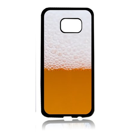 Beer Black Rubber Thin Case Cover for the Samsung Galaxy s8 Plus / s8+/ s8p - Samsung Galaxy s8 Plus Accessories - s8 + case