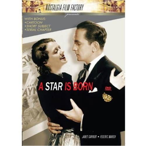 A Star Is Born (1937) (Full Frame)
