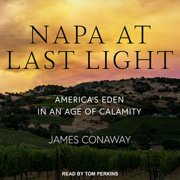 Napa at Last Light - Audiobook
