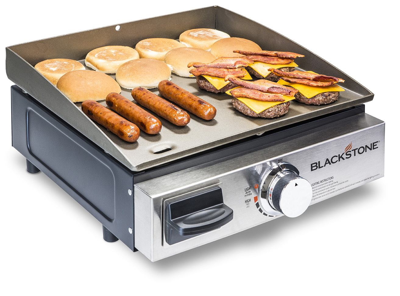 "Blackstone 17"" Table Top Griddle by North Atlantic Imports, LLC"