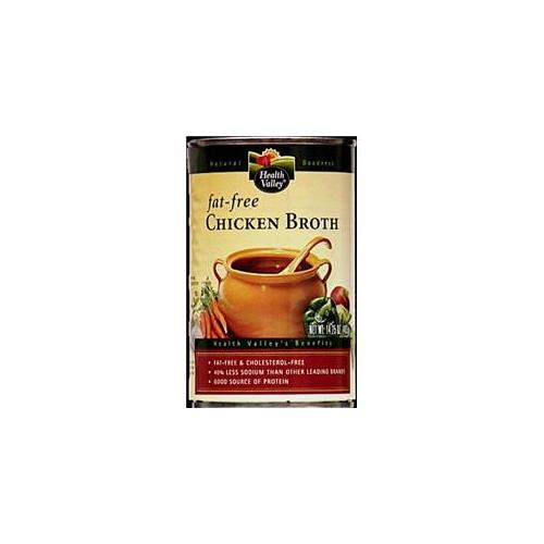 Chicken Fat Free Broth (Pack of 12)