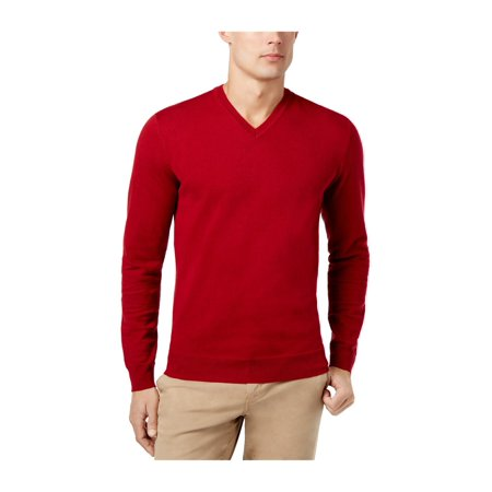 - Club Room Mens LS Pullover Sweater
